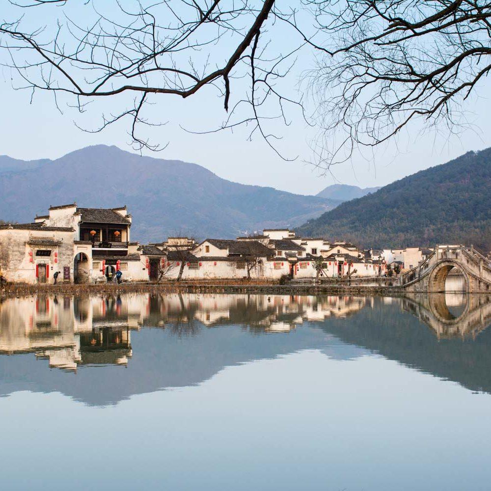 Chine – Les beaux villages de l'Anhui