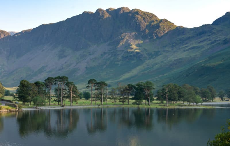 Visiter le Lake District: Buttermere